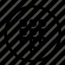 dial pad, dialpad icon