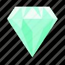 .svg, crystal, diamond, jewelry, ruby