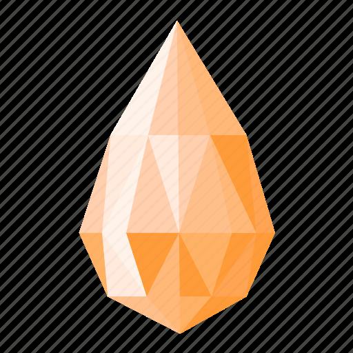 .svg, crystal, diamond, gemstone, stone icon