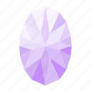 .svg, crystal, diamond, jewelry, stone icon