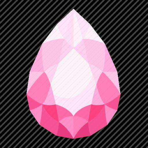 .svg, crystal, diamond, gemstone, jewel icon - Download on Iconfinder