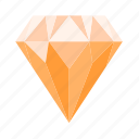 .svg, crystal, diamond, gemstone, jewelry icon