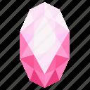 .svg, crystal, diamond, gemstone, jewel, ruby