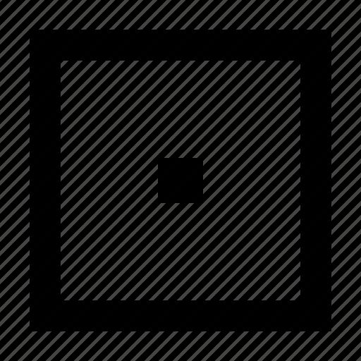dice, gamble, one, precision, stochastic icon