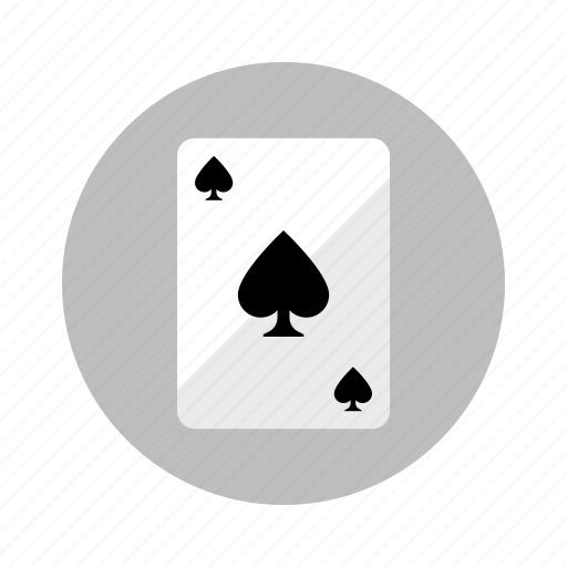 bet, blackjack, card, casino, gambling, poker, spade icon