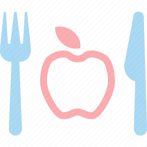 clean food, diet, fit, low carb, meal, salad, vegetarian icon