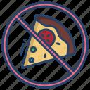 pizza, ban