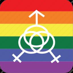 gay, group, lesbian, lgbt, pride flag, sex icon