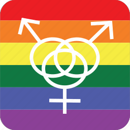 gay, group, lgbt, pride flag, sex icon