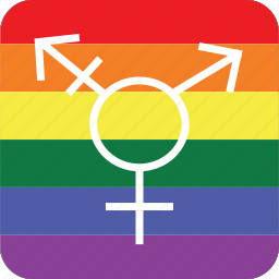 gender, lgbt, pride flag, transgender icon