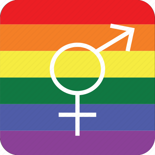 gender, lgbt, pride flag, transgender icon