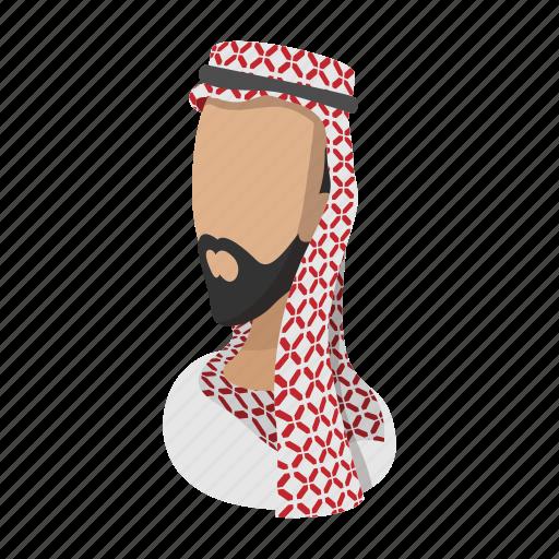 cartoon, god, islam, mullah, muslim, quran, religion icon