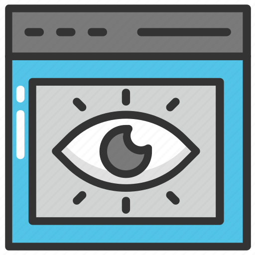 information analysis, market monitoring, marketing, reputation management, seo monitoring icon