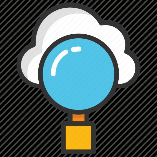 cloud based search, cloud computing survey, cloud network search, cloud search engine, cloud search technologies icon