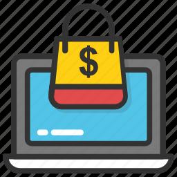 ecommerce, eshopping, online shop, online shopping, web shopping icon