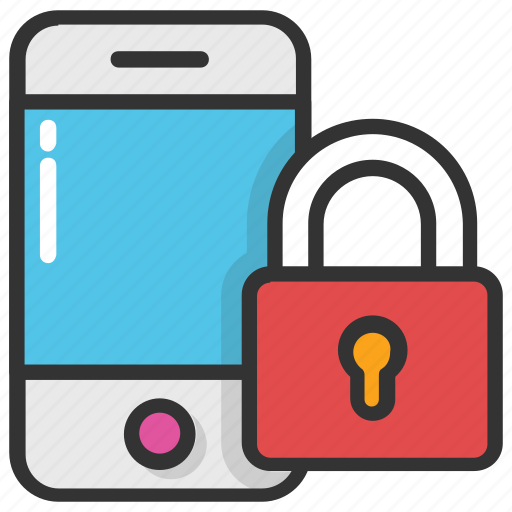 mobile lock, mobile password, mobile pattern, mobile protection, mobile security icon