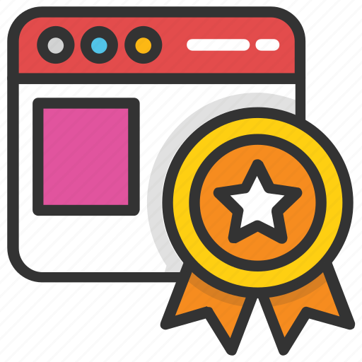 page quality, page rating, ranking factors, seo performance, website development icon