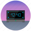 alarm, bell, clock, day, watch icon