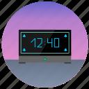 alarm, bell, clock, day, watch