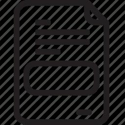 communications, digital, masking sender, sender icon