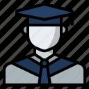 education, graduate, graduation, student, university