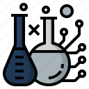 laboratory, science, science and technology, science experiment, scientific technology icon