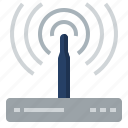 broadband, modem, router, wifi, wirelessbroadband, wireless broadband icon