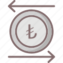 business, currency, currency value, financial icon