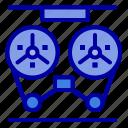 audio, player, record, recorder, reel