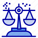 choice, conclusion, court, judgment, law icon