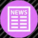 digital, marketing, news, newspaper, press, subscription