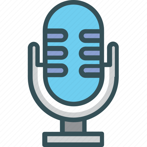 Audio, mic, microphone, record, voice icon - Download on Iconfinder