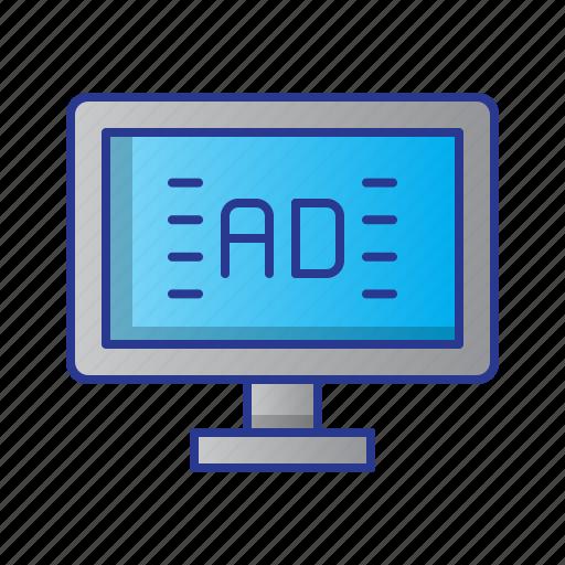 adsence, business, digital, digital marketing, internet, marketing, web icon