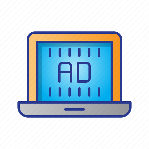 adsence, bussines, digital, digital marketing, laptop, marketing icon