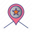 bussines, digital, digital marketing, location, maps, marketing icon