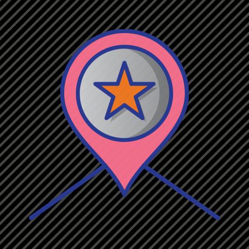 bussines, digital, digital marketing, location, maps, marketing icon