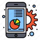chart, digital, graph, marketing, mobile