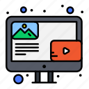 blog, blogging, content, screen