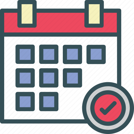 calendar, date, plan, schedule, time icon