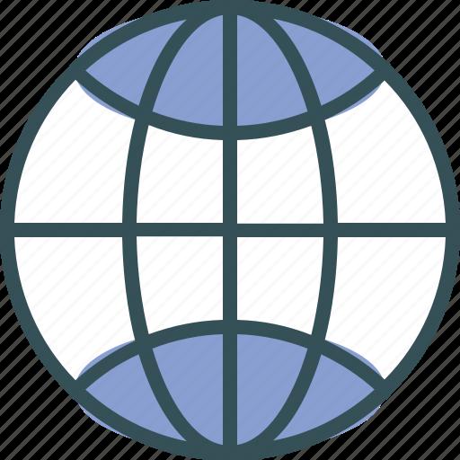earth, globe, map, world, worldwide icon