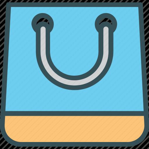 Bag, ecommerce, shopper, shopping, shopping bag icon - Download on Iconfinder