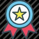award, medal, premium, rank, winner icon