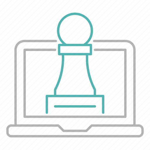 digital, marketing, strategy icon