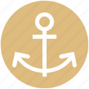 anchor, digital, marine, nautical, naval, sailing, sailor