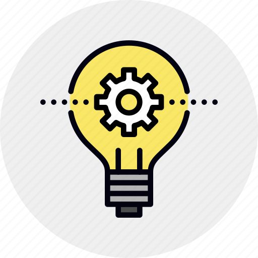 business, marketing, solution icon