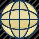 around the globe, globe, international, planet, worldwide