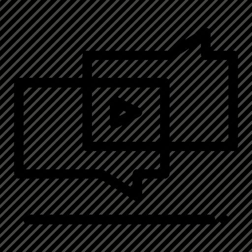digital, marketing, technology, viral icon