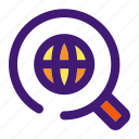 digital, find, global, marketing, search, web, website icon