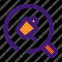 advertising, digital, find, marketing, search, speaker icon