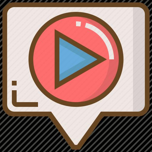 commerce, digital, marketing, seo, technology, video, website icon